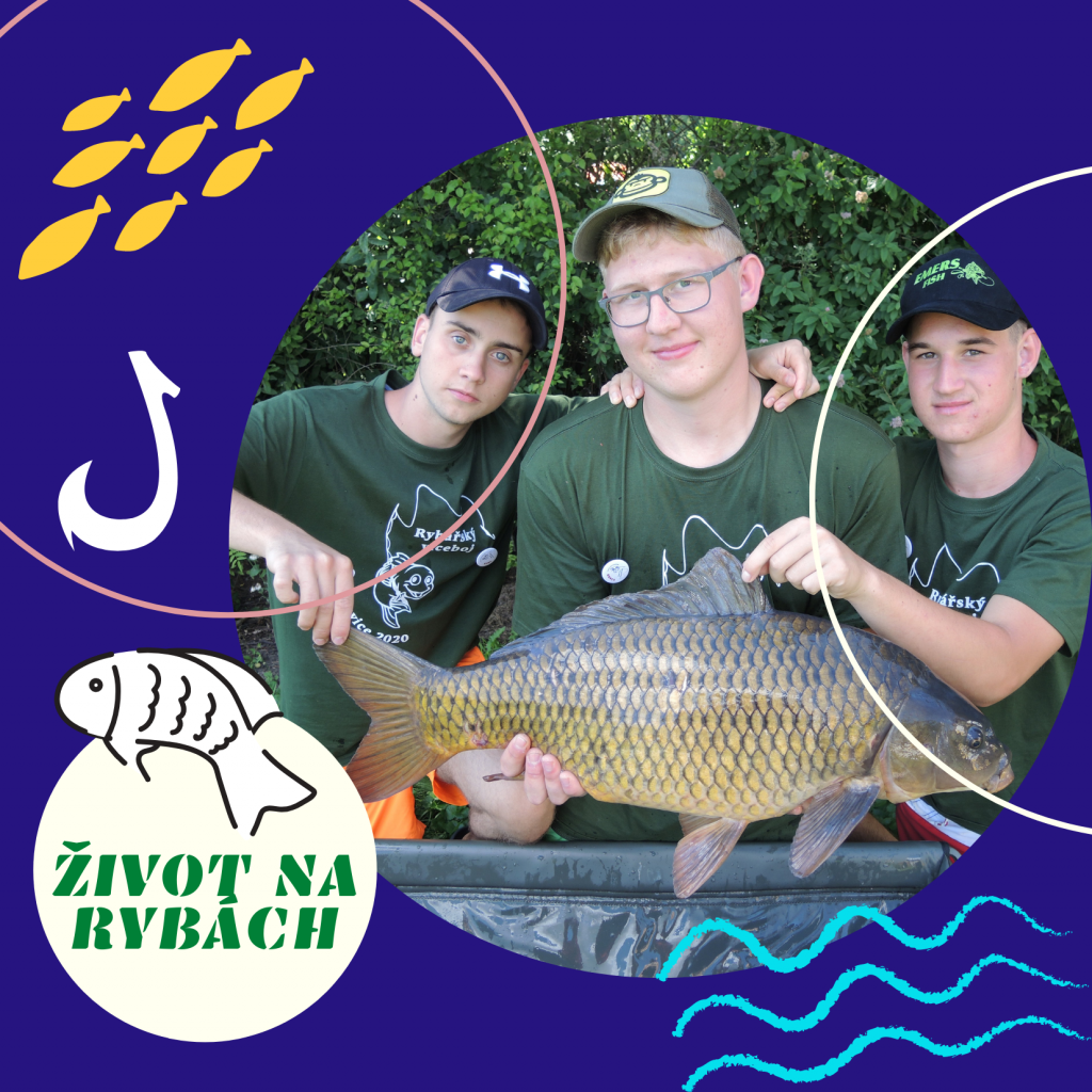 Život na rybách - pobytový