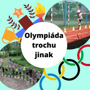 Olympiáda trochu jinak - příměstský
