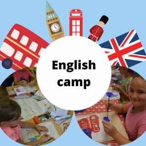 English camp - příměstský