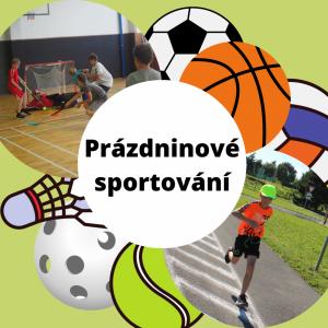 Prázdninové sportování - příměstský