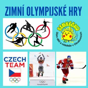 Mobilní hra - Zimní olympijské hry
